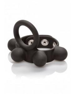 C-Ringz Ball Stretcher Cockring Medium Zwart