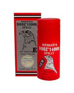 Reman's Dooz 14000 Delay Spray