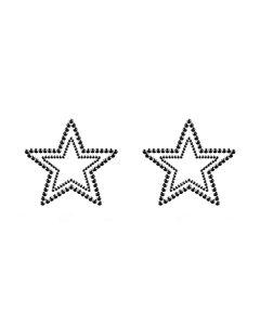 Skin Jewelry Bijoux Indescrets Mimi Stars Zwart