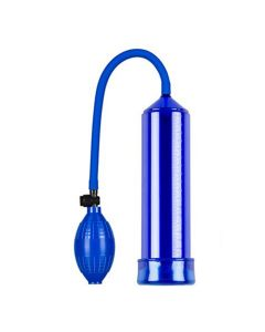 Pump It AeroUp Beginner's Penis Pomp Blauw