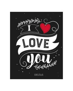 Boek: I Love You