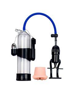 Pump It EasyUp Vibrating Advanced Power Pump Transparant