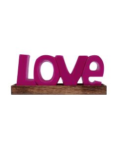 Lodsh Love Candle Paars
