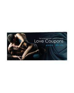 Love Coupons Voor Hem