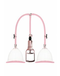 Breast Pump Set Medium - Rose Gold
