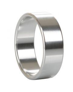 Alloy Metallic Ring Extra Large
