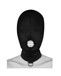 Ouch! Extreme Mesh One Hole Masker Zwart