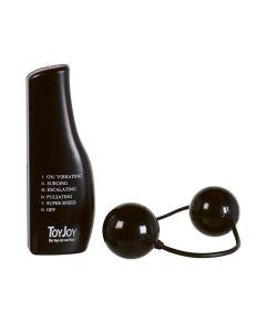 Toy Joy Esemble Intimite Vibrerende Pleasure Balls Zwart