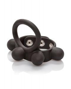 C-Ringz Ball Stretcher Cockring Large Zwart