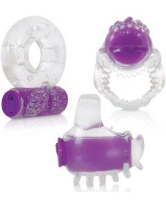 Evolved Ring True Kit 3dlg Paars/Transparant