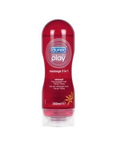 Durex Play glijmiddel en Massage 2 in 1