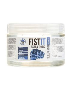 Fist-It Waterbasis Glijmiddel Extra Dik 500ml.
