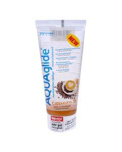 Aquaglide Cappuccino Glijmiddel 100 ml