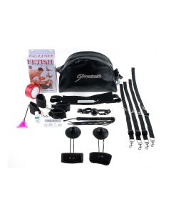Fetish Ultimate Fantasy Kit Zwart