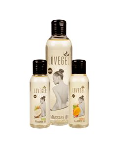Lovegel Massage Olie Set