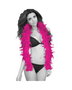 Ouch! Seductive Feather Boa Roze