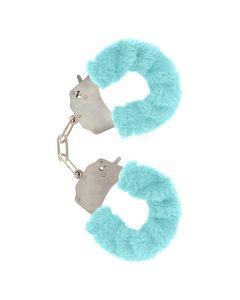 Furry Fun Handboeien Blauw