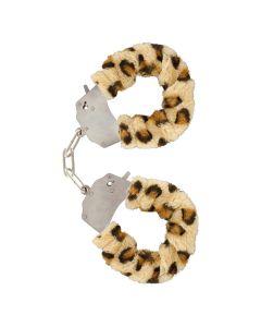 ToyJoy Furry Fun Cuffs Leopard