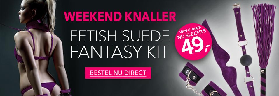 Suede Fantasy Kit