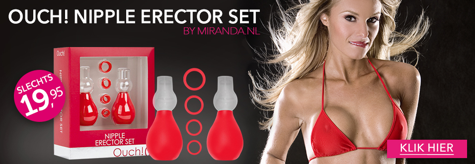 Nipple Erector Set's