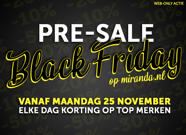 Pre-Sale Black Friday