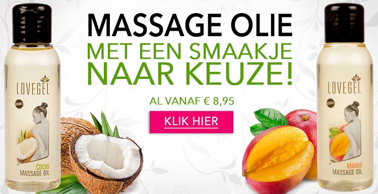 Lovegel Massage Olie