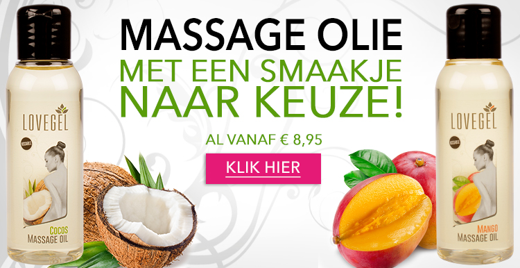 Lovegel Massage Olie
