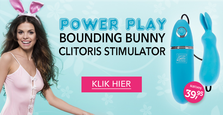 Power Play Bounding Bunny